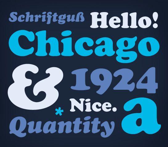 Linotype Type Gallery - Cooper Black