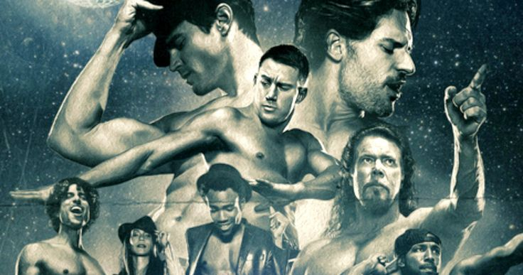 'Magic Mike XXL' Trailer #2: Channing Tatum Shows His Best Moves -- Channing Tatum goes back to the grind in the new trailer for 'Magic Mike XXL', along with a new 'Star Wars'-themed poster. -- http://movieweb.com/magic-mike-xxl-trailer-2/