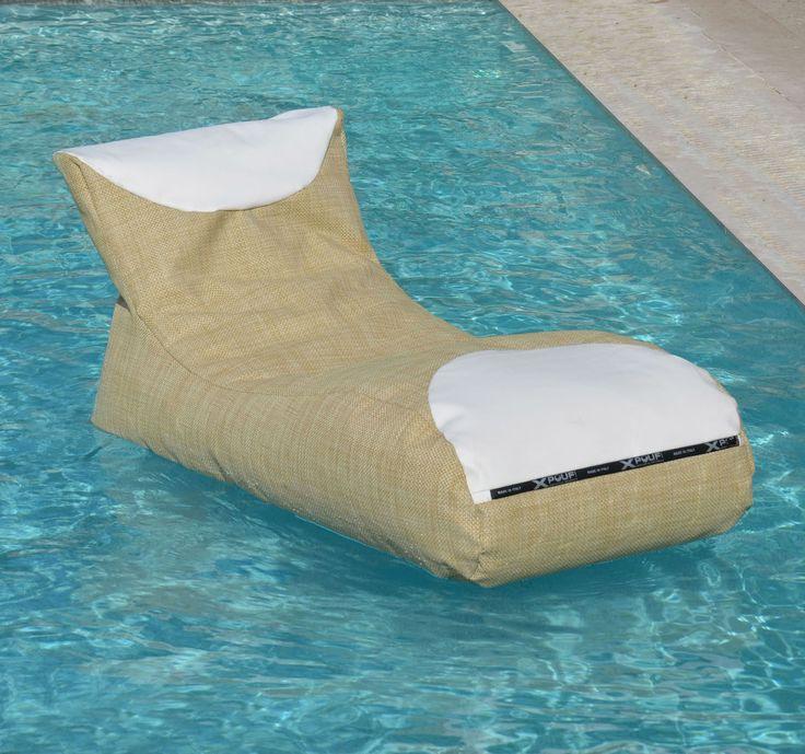 IL POUF GALLEGGIANTE PER IL MARE O LA PISCINA http://designstreet.it/inpool-il-pouf-galleggiante-per-il-mare-o-la-piscina/ #designstreetblog