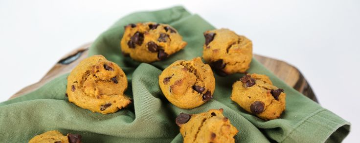 The only thing that could make the traditional chocolate chip cookie any better would be the addition of pumpkin. Yum!