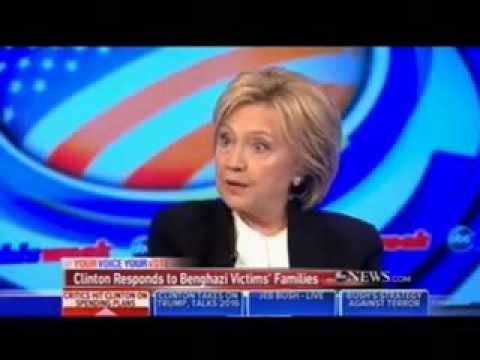 SICK: Hillary Clinton Calls Out Families of Benghazi Victims as LIARS on Live TV [VIDEO]