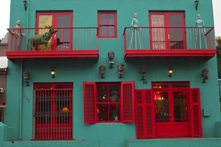 Antique shop. Cape Town. SA. Ben Coode-Adams
