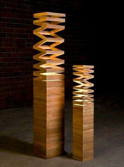 Scissor Lift Lamps