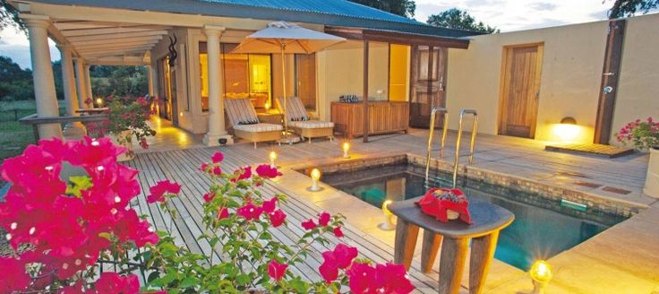 Rattray's on Mala Mala Located on the Big 5 Mala Mala Game Reserve, Rattray's consists of lavishly furnished suites, each with private plunge pools and outdoor showers. A gym, wine cellar, business centre and pool are just some of the facilities on offer at this luxurious destination.