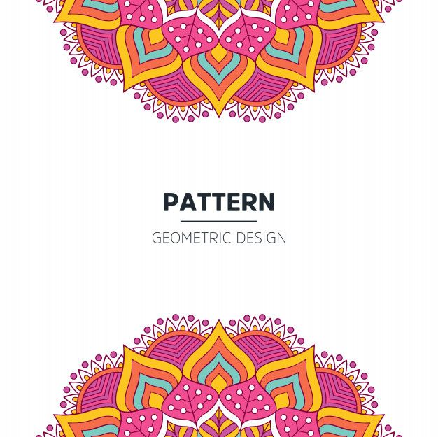 Download Mandala Background Design For Free In 2020 Mandala