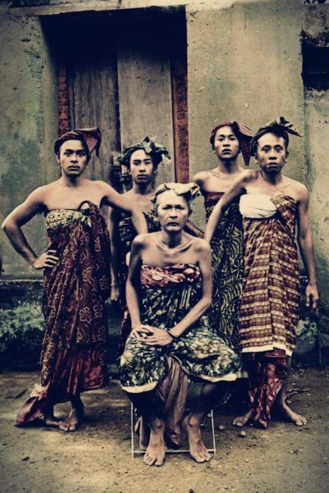 Vintage Bali