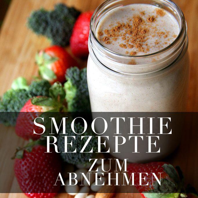 10 Smoothie Rezepte zum abnehmen. Bildquelle: Jenny Sugar
