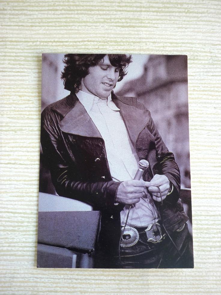 The Doors Jim Morrison Postcard & 381 best Jim Morrison The Doors u0026 videos images on Pinterest ... pezcame.com