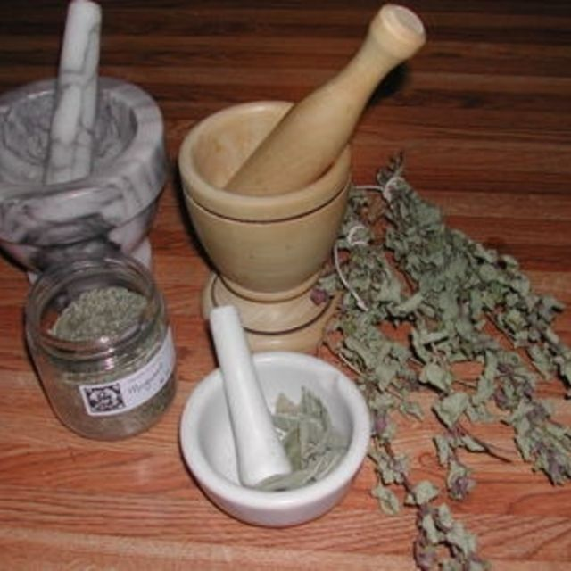 Making your own incense is simple and fun