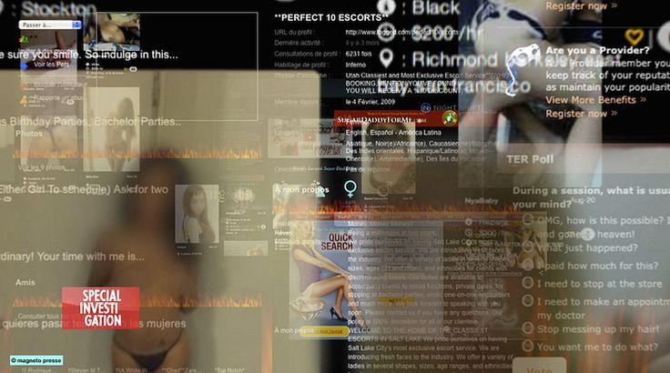 special investigation. jeunes filles à vendre, le cauchemar américain. feb. 16th 2015. 22h60 (21:30 gmt). canal plus.