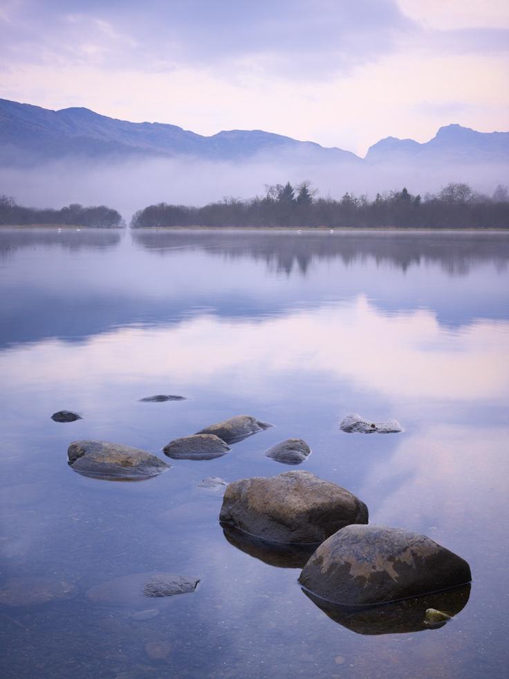 Misty Dawn by Joe Cornish ... Home