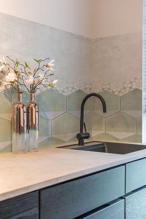 Los mejores papeles pintados para cocinas y baños | Papel ...