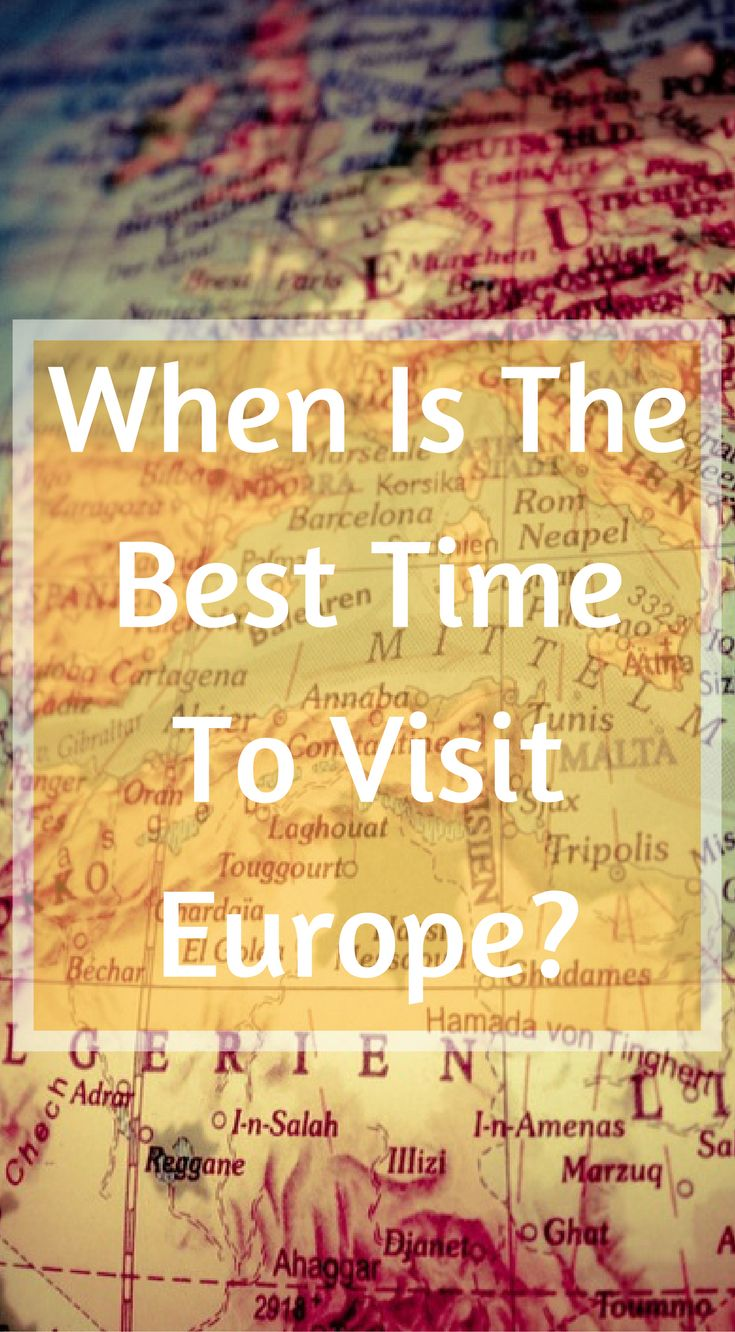 When is the best time to visit Europe? The traveling year in Europe is divided into three seasons for travelers: peak season, shoulder season and Off-season and each one of these varies depending on what region you plan to visit. Click to read more at http://www.divergenttravelers.com/best-time-to-visit-europe/