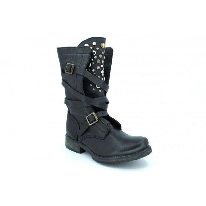 Woof Club Botas de cepillado NUEVO estilo (1par) Negro negro Talla:small ezVJP48