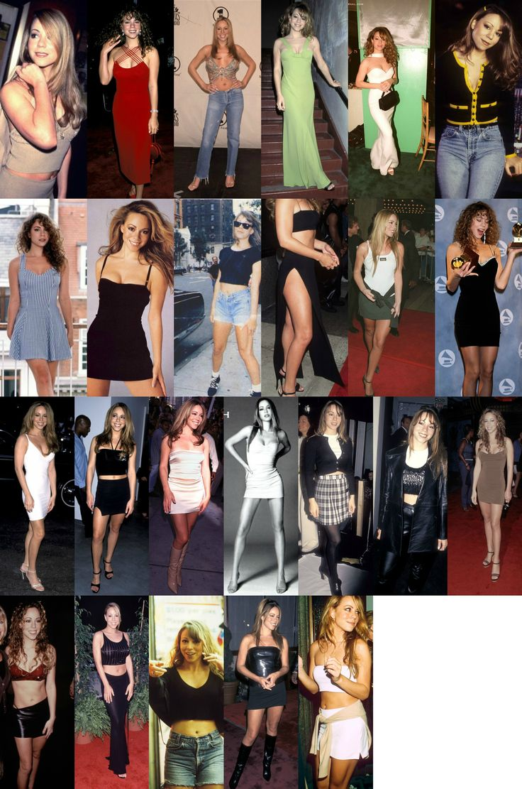 Mariah Carey 90 39 S Outfits Closet Goals Pinterest