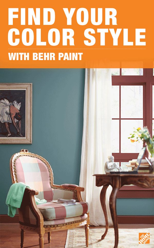 Create A Home That Reflects Your Personality With Help From The Home Depot  Color Center. Part 89
