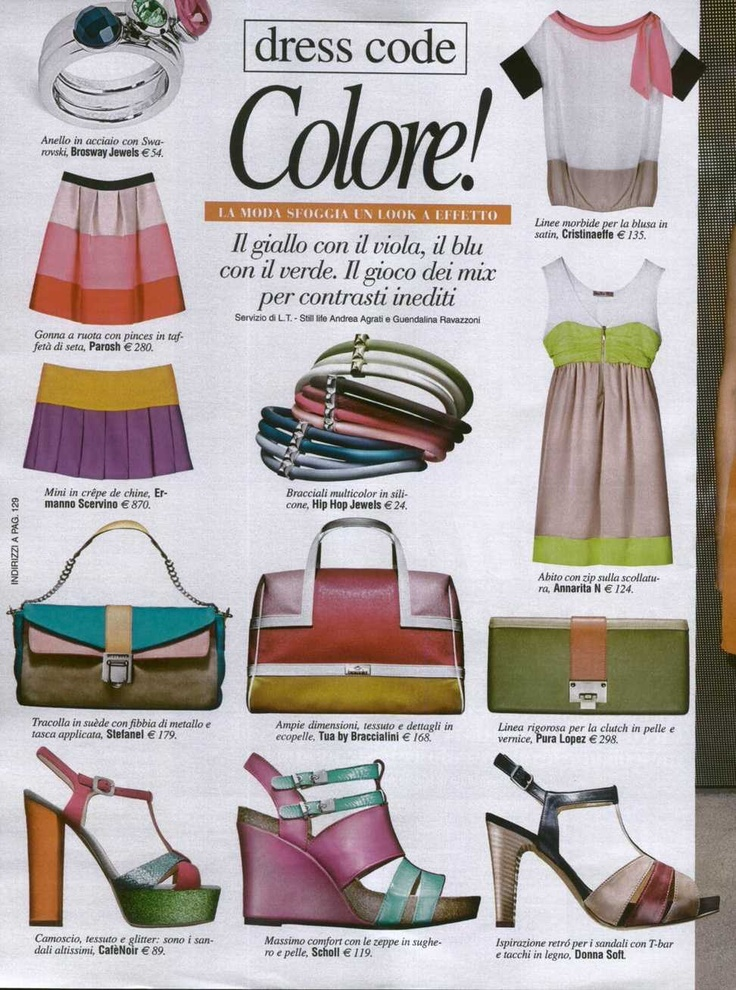 #ss13 #bicolordress #colorblocking