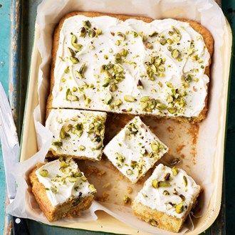 Carrot Cake Recipe - Easy & Healthy Recipes