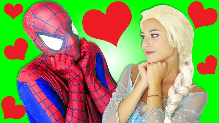 Spiderman and Elsa, super heroes family  #superhero #mavel #spiderman #batman #hulk #superman #fun #funny #kid #forkid #prank #joker #dc #elsa #princess #epic #lol #trolling #hilarious #cute #stupid #cool #music #hotmovie #cartoon #anime   #Человекпаук #Замороженный #ЭльзаЭльза #TrueLoveПоцелуй #Смешныекино #супергероя #вреальнойжизни #Паучок #супергерой #смешные #розыгрыши #Супергерои #Человекпауквреальнойжизни #Супергероивреальнойжизни #заморожен