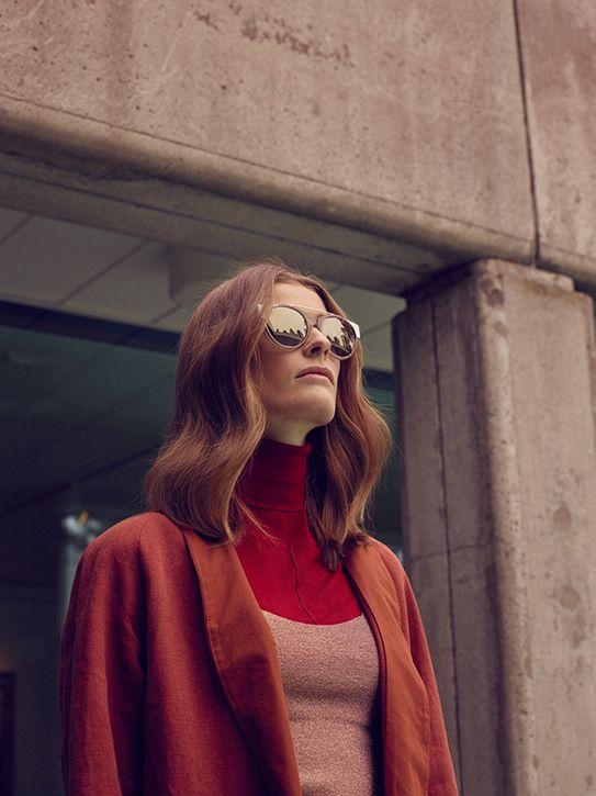 Anne Törnroos/ Stylist Fashion editorial, style, LEON magazine, Dior, Anna Ruohonen, Dries Van Noten, photo: Staffan Sundström
