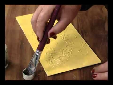 Mulher.com 16/06/2011 - Textura envelhecida - YouTube