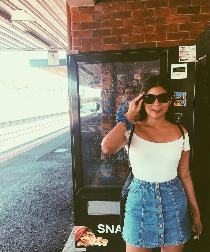 Carrum Station, Melbourne