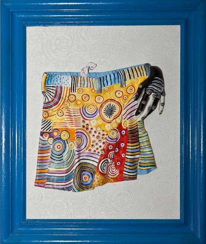Skirt by Peter Varga, http://www.almondarte.com/10029