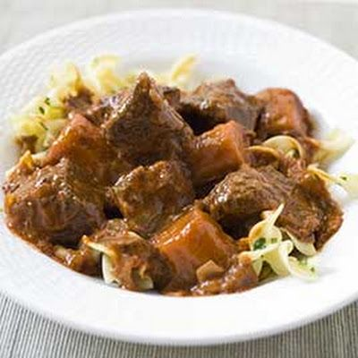 Hungarian Beef Stew America S Test Kitchen