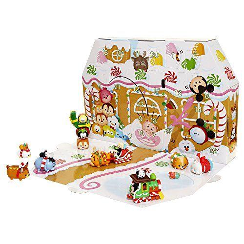 Tsum Tsum Advent Calendar - Little kids will love this