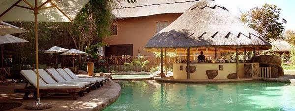 Accommodation at Chobe Marina Lodge consists of 66 rooms.