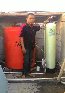 Filter Air Rumah Tangga Vittera FR 10 sudah terbukti dan terpercaya atasi masalah air berminyak, karat dan berbau.