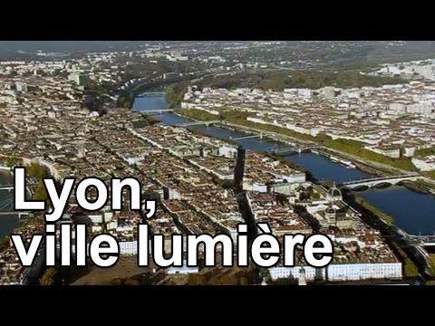 Lyon, ville lumière - YouTube