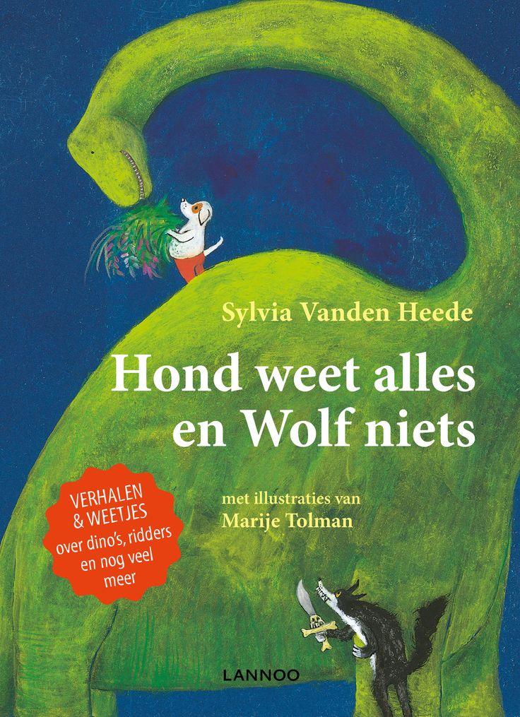"""De boeken van Sylvia van den Heede zijn altijd de moeite waard om te lezen vanwege haar prachtige, bondige taalgebruik. Dit boek is beloond met een Vlag en Wimpel (2015).  De verhalen van Hond en Wolf worden aangevuld met """"watjes"""" (vragen) en """"doetje"""" (doe-opdracht).  Getipt door de redactie van Het Makkelijk Lezen Plein (top 25)."""