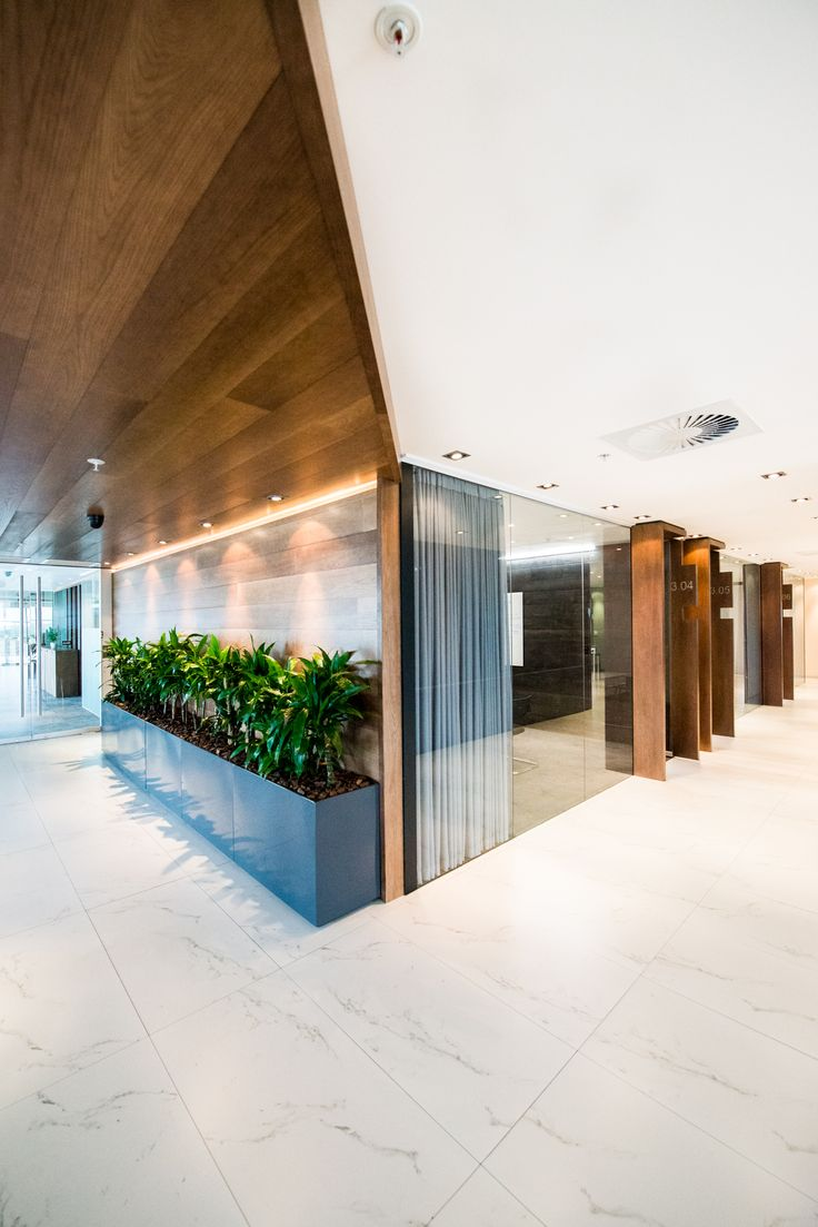 The recent design of Old Mutual's Alternative Investments branch by Inhouse Brand Architects proves to be a success, naturally. #interiordesign #interiors #officeinteriors #naturalinteriors #woodinteriors #organicinteriors #officespace