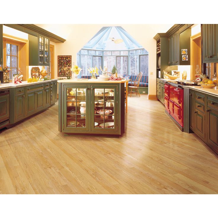 Shop Mullican Flooring St. Andrew 3in W Prefinished Oak