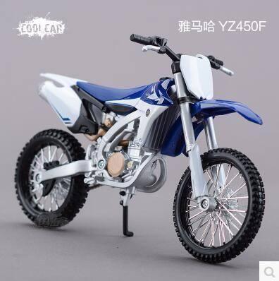 TOY YZ 450F Yamaha 1:12