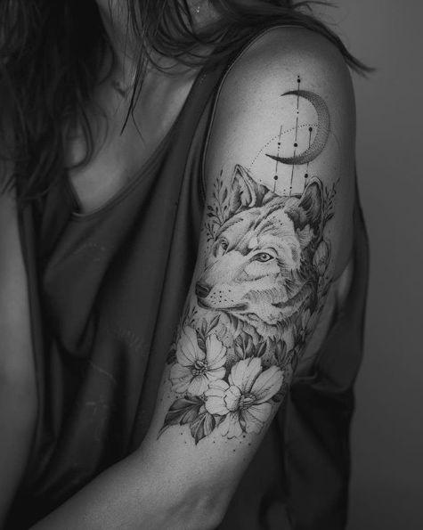 40 wunderschöne Tattoos, die Ihr Vertrauen über Nacht steigern