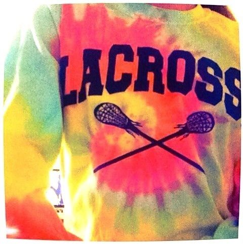 Lacrosse sweat shirt. Cute