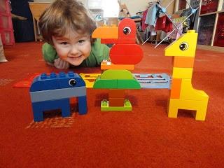 Lego Duplo Creative Sorter Animals