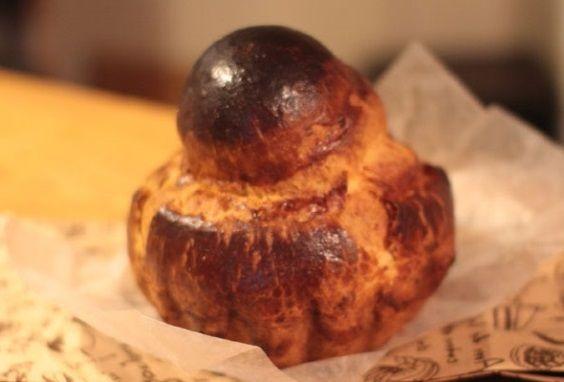 ブリオッシュアテット   パンの図鑑