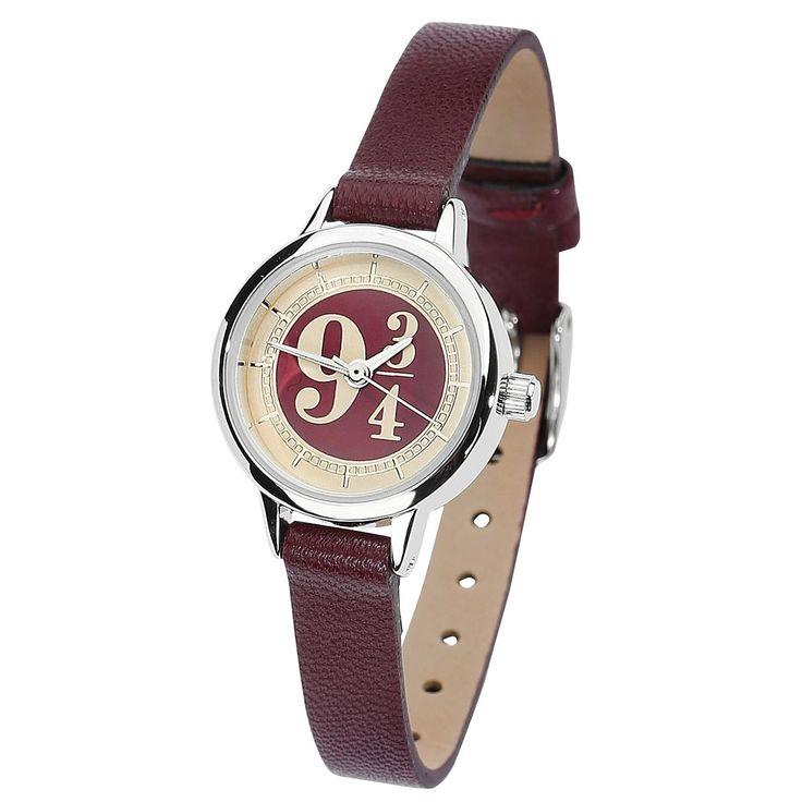 Gleis 9 3/4 - Armbanduhr von Harry Potter