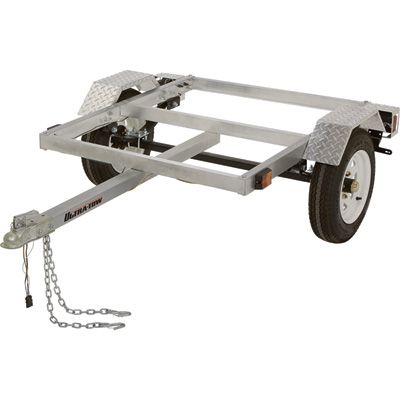 FREE SHIPPING — Ultra-Tow 40in. x 48in. Aluminum Utility Trailer Kit   Trailers  Northern Tool + Equipment