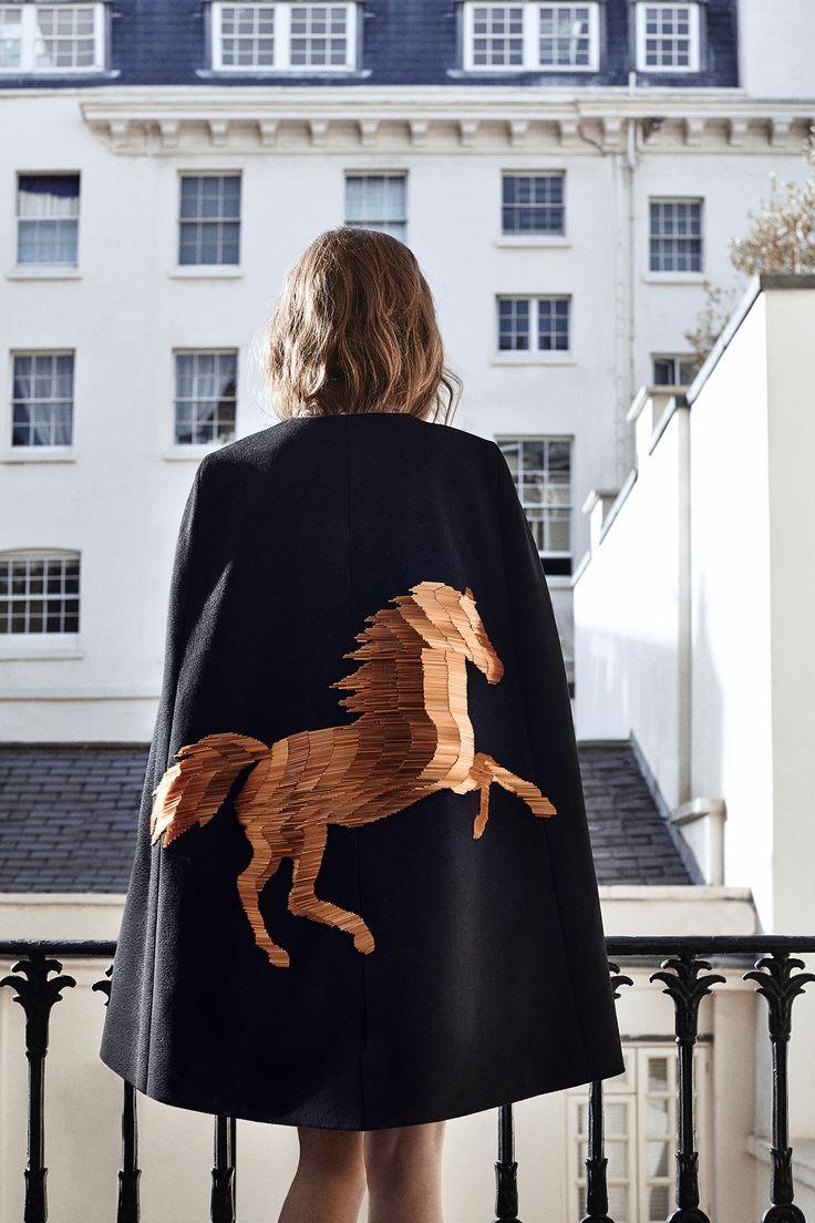 La Mania Autumn/Winter 2015/16 Campaign #LaMania #Fashion #AutumnWinter #styling #SarahHarris