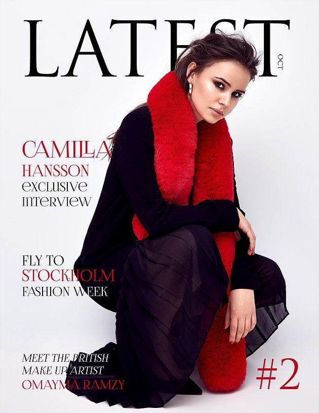 Fashion and beauty | Latest magazine | Cover October 2017 LATEST MAGAZINE
