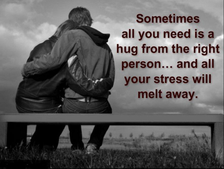 Sometimes All You Need Is A Hug Love Quotes Hug Quotes Happy Hug Day Emotional Quotes