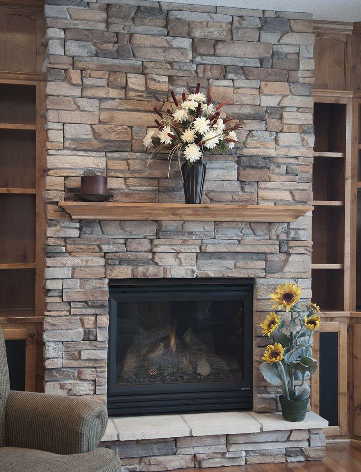 Western Ledge Stak 174 Appaloosa Home Fireplace Cozy