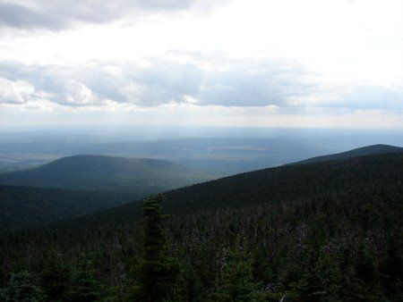 Parc National du Mont Mégantic, Notre-dame-des-bois, Qc