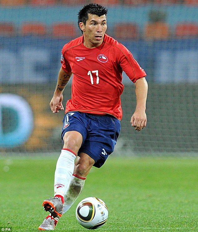 Gary Medel(Chile)