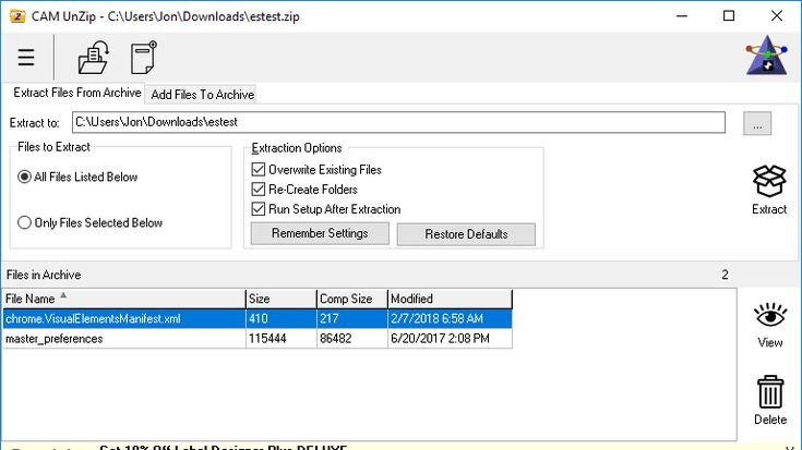 15 Free File Extractors for ZIP, RAR, 7Z,