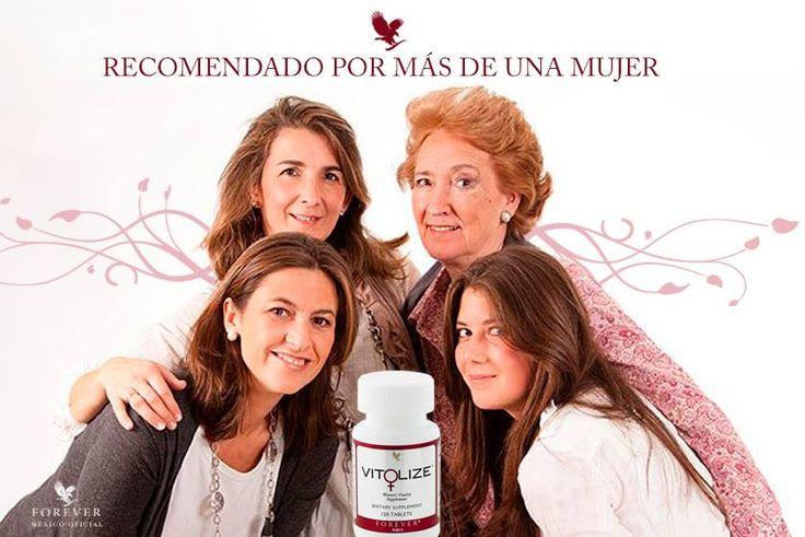 Vit♀lize™ Women's Nők részére speciálisan kialakított vitaminokból, ásványi anyagokból és biológiailag aktív hatóanyagokból álló készítmény. Ezek a tápanyagok kiegyensúlyozott komplett támogatást biztosítanak a női szervezetnek. https://www.youtube.com/watch?v=JZTR7QOPOvs&feature=youtu.be http://360000339313.fbo.foreverliving.com/page/products/all-products/2-nutrition/375/hun/hu Segítsünk? gaboka@flp.com Vedd meg: https://www.flpshop.hu/customers/recommend/load?id=ZmxwXzk1NjA=